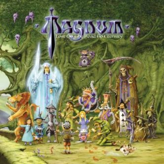 [Chronique d'album] Magnum (UK) : Lost on the Road to Eternity