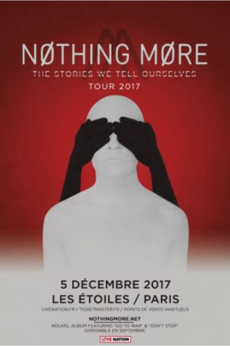 Nothing More : Lone Star aux Etoiles