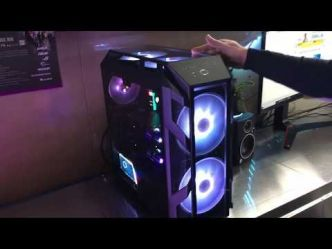 [Cowcot TV] CES 2018 : Le stand Cooler Master