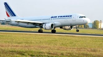 Air France : une formation de pilote avec un simple bac en poche