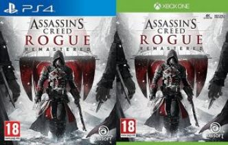 Assassin's Creed Rogue Remastered (PS4, Xbox One) [Préco, FR] à 28.74€