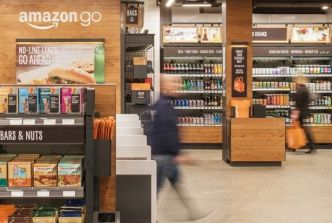 Amazon ouvre son premier magasin sans caissier ni file d'attente, Amazon Go