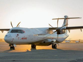 ATR : 113 commandes en 2017, quinze -600 pour Silver Airways en 2018