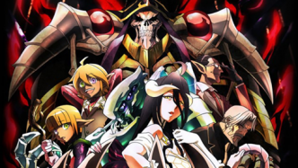 Overlord saison 2 ep 3 vostfr