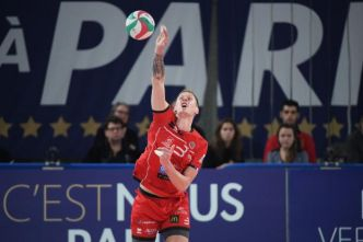 Volley - Ligue A (H) - Paris, Chaumont et Tours assurent