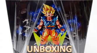[Unboxing] DragonBall FighterZ Edition Collector