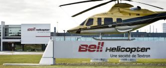 Gros contrat militaire pour Bell Helicopter à Mirabel