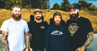 Four Year Strong : Nice To Know (clip officiel)