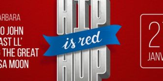 [Live Report] Hip-Hop Is Red : Synop6, May Hi, Youri, Infinit'k