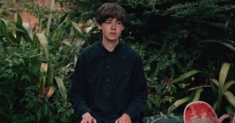 On a discuté de The End of the F***ing World et d'une possible saison 2 avec Alex Lawther
