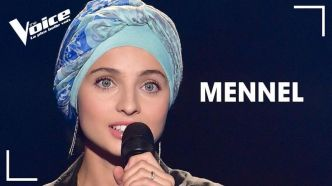 The Voice : Mennel annonce qu'elle quitte l'émission (VIDEO)
