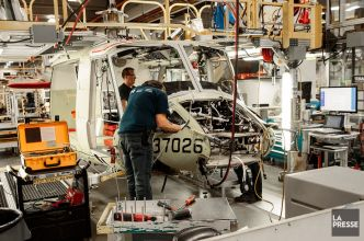 Bell Helicopter perd son contrat aux Philippines