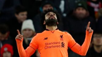 Liverpool, les chiffres hallucinants de Salah