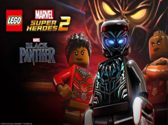 Lego Marvel Super Heroes 2, un pack Black Panther…