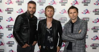 Muse : en concert à Paris !!!