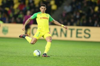 Foot - L1 - Nantes - Nantes : Diego Carlos forfait contre Nice