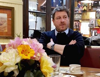 Interview gourmande : Olivier Bellin, Auberge des Glazicks
