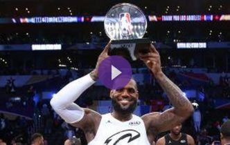 [Focus] All-Star Game : LeBron James a fait le show !