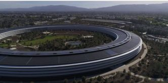 L'Apple Park est maintenant l'adresse officielle d'Apple