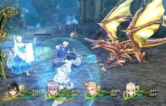Le RPG Shining Resonance Refrain, daté en France