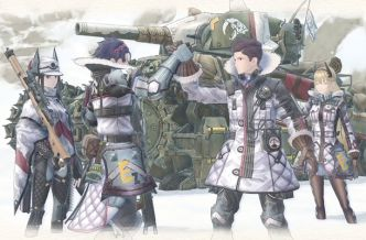 Le jeu Valkyria Chronicles 4, en Trailer