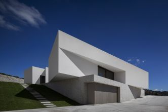 The Brunhais House au Portugal par Rui Vieira Oliveira