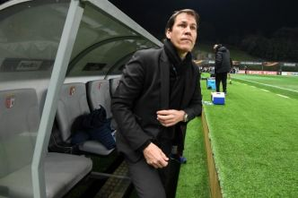 Foot - C3 - OM - Rudi Garcia (OM): «On n'a pas tremblé» contre Braga