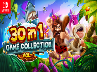 30-in-1 Game Collection en Europe…