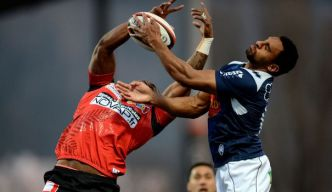 Top 14: l'ailier d'Agen Tilsley vers Bordeaux-Bègles