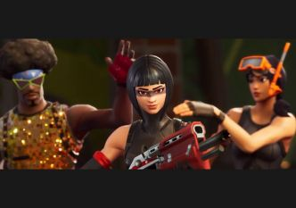 Fortnite Battle Royale se met aux équipes de 20