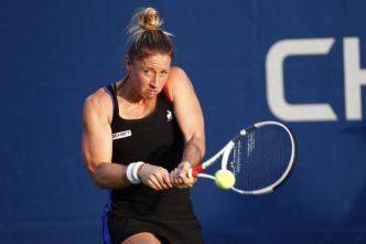 Tennis - WTA - Indian Wells - Pauline Parmentier sortie au 1er tour à Indian Wells