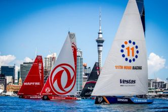New Zealand Herald In-Port Race en vue !
