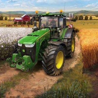 Un premier visuel in-game pour Farming Simulator 19