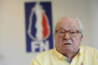 Jean-Marie Le Pen, éternel point de détail du Front national