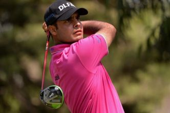 Golf - EPGA - Indian Open 2018 : Matt Wallace et Shubhankar Sharma devant