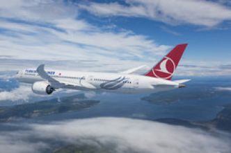 Boeing 787 Turkish Airlines (Image)