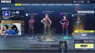 Fortnite, Drake et Ninja battent le record de spectateurs sur Twitch