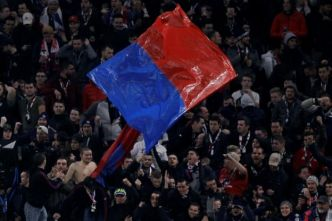 Incidents au Groupama Stadium avant le match entre Lyon et le CSKA Moscou