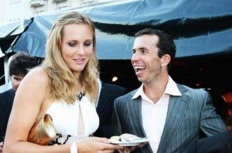 People : Radek Stepanek et Nicole Vaidisova vont être parents #ATP #RadekStepanek #NicoleVaidisova #CZE #Tennis