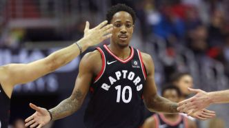 DeMar DeRozan est absent contre le Magic