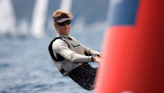 Jean-Baptiste Bernaz est Champion de France de Match Racing