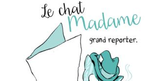 « Le chat Madame, grand reporter », par Nancy Pena (épisode 41)