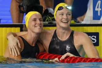 Natation - Commonwealth (F) - Jeux du Commonwealth: le 50m pour Cate Campbell