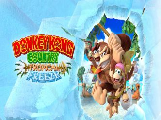 Donkey Kong Country s'anime sur Switch…