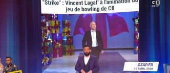 TPMP : Cyril Hanouna confirme le retour de Vincent Lagaf' sur C8... Il réagit en direct ! (VIDEO)