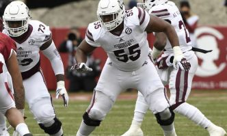 Fiches NFL Draft 2018 : Martinas Rankin – Offensive guard