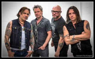 MIKE TRAMP & BAND OF BROTHERS – Dynamo, Zurich – 29 avril 2018