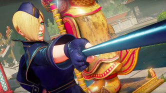 Street Fighter 5 Arcade Edition : Falke présente son gameplay
