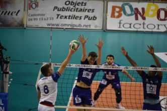 Volley - Ligue A (H) - Ligue A (H) : Suivez les play-offs en direct