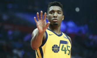 Donovan Mitchell toujours incertain pour le Game 2 face au Thunder